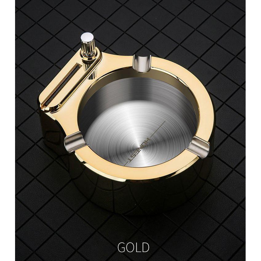 Gạt Tàn HONEST GOLDEN ASHTRAY