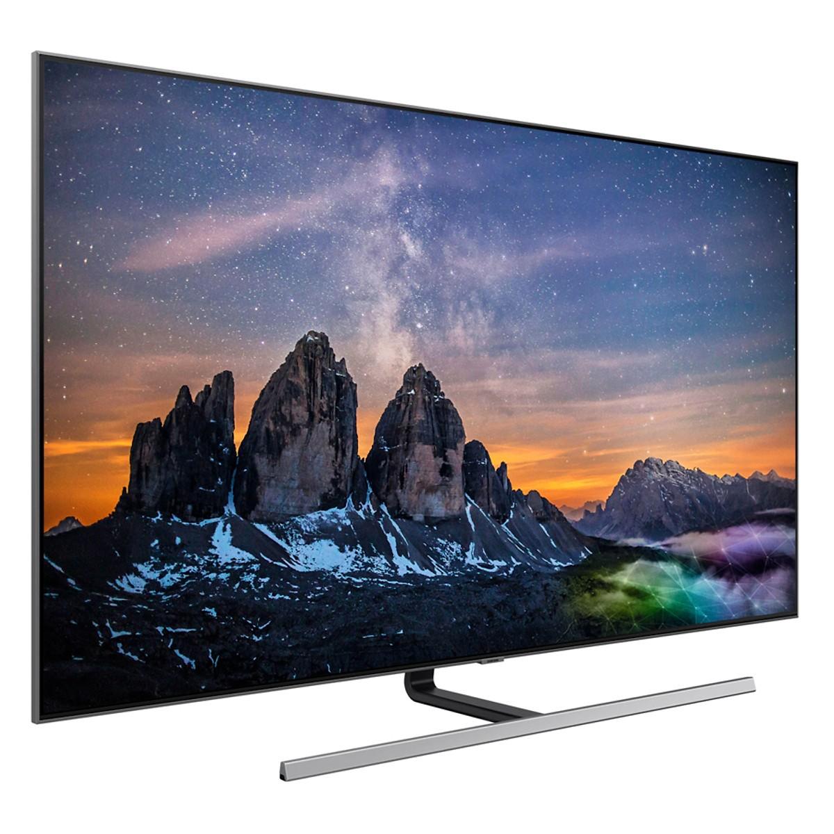 Smart Tivi QLED Samsung 65 inch 4K UHD QA65Q80RAKXXV - Hàng chính hãng +Tặng Khung Treo Cố Định