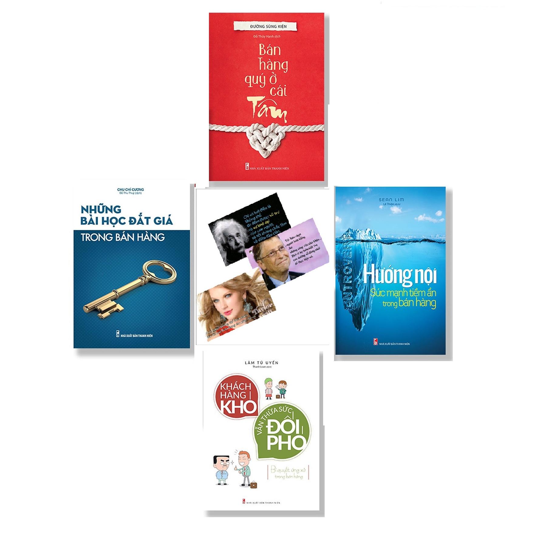 Combo Những Bài Học Đắt Giá Trong Bán Hàng  Bán Hàng Quý Ở Cái Tâm  Hướng Nội - Sức Mạnh Tiềm Ẩn Trong Bán Hàng  Khách Hàng Khó Vẫn Thừa Sức Đối Phó Tăng Kem Postcard Nhưng Câu Noi Cua Ngươi Nôi tiêng - 23905713 , 2748954488700 , 62_25688310 , 325000 , Combo-Nhung-Bai-Hoc-Dat-Gia-Trong-Ban-Hang-Ban-Hang-Quy-O-Cai-Tam-Huong-Noi-Suc-Manh-Tiem-An-Trong-Ban-Hang-Khach-Hang-Kho-Van-Thua-Suc-Doi-Pho-Tang-Kem-Postcard-Nhung-Cau-Noi-Cua-Nguoi-Noi-tieng-62_2