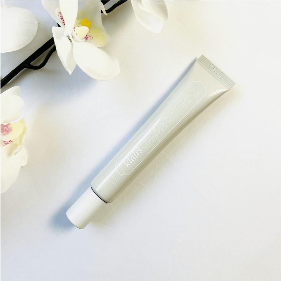 Kem Dưỡng Cải Thiện Nếp Nhăn và Dưỡng Ẩm Vùng Mắt Klairs Fundamental Nourishing Eye Butter 20g