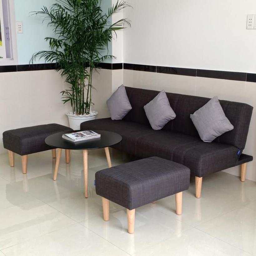 Ghế sofa giường GK01 - Ghế sofa bed phòng khách 1m8x90cm