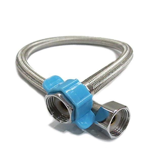 Dây cấp nước nóng - lạnh Inox 304 Eurolife EL-X22-1 (60cm)