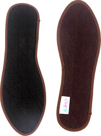 Lót giày quế, vải THUN COTTON CAO CẤP, hút ẩm, khử mùi hôi chân, giúp êm chân, ấm chân, phòng cảm cúm, cải thiện sức khỏe _ CI10