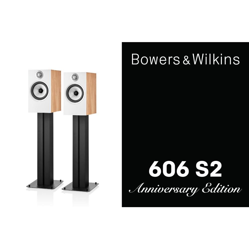 """Loa Bowers Wilkins 606 """"Anniversary Edition"""" hàng chính hãng new 100%"""
