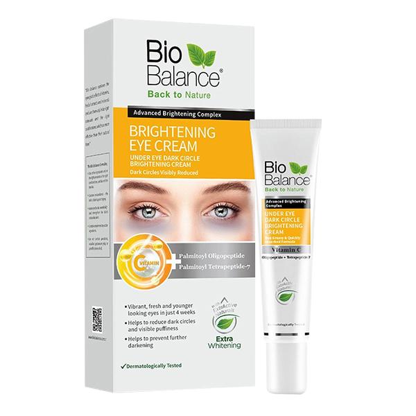 Kem Trị Thâm Quầng Mắt, Bọng Mắt Bio Balance (15ml)