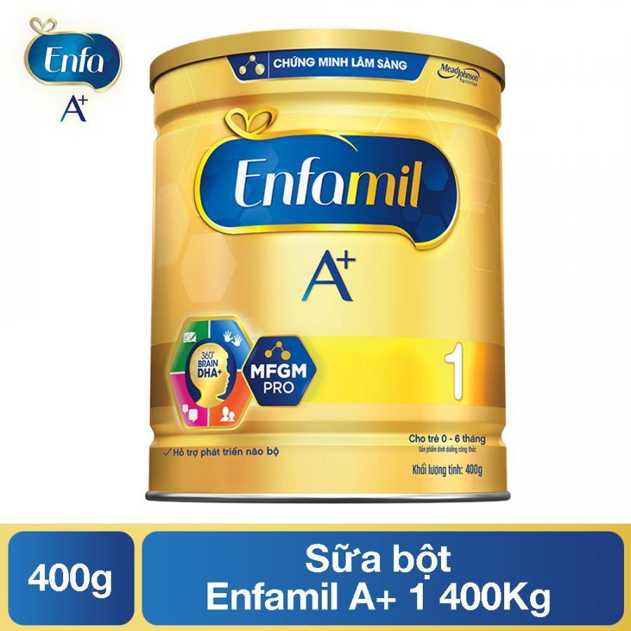 Hình ảnh Sữa Bột Enfamil A+ 1 (400g)