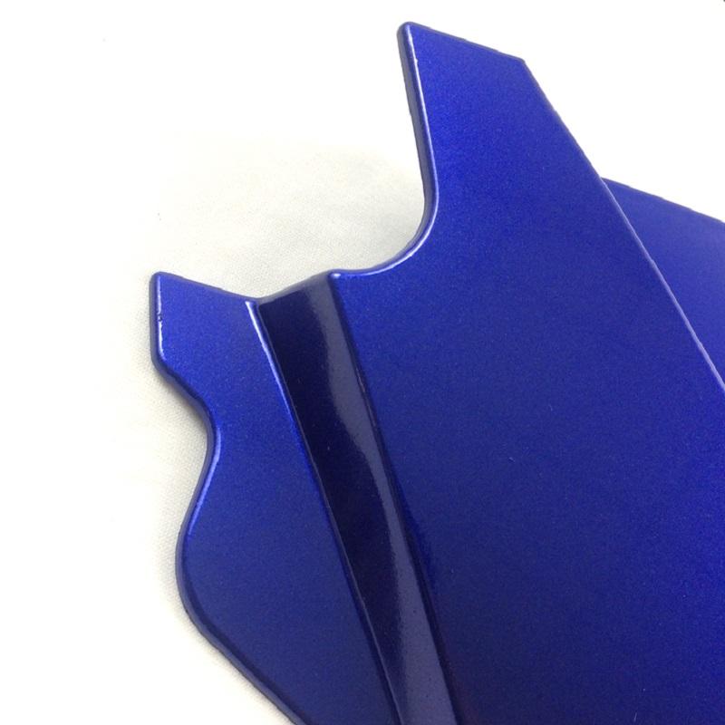 Mão đầu xe cho Ex 150 màu xanh ( Kiểu chữ Ngẫu Nhiên tùy theo đợt hàng về )