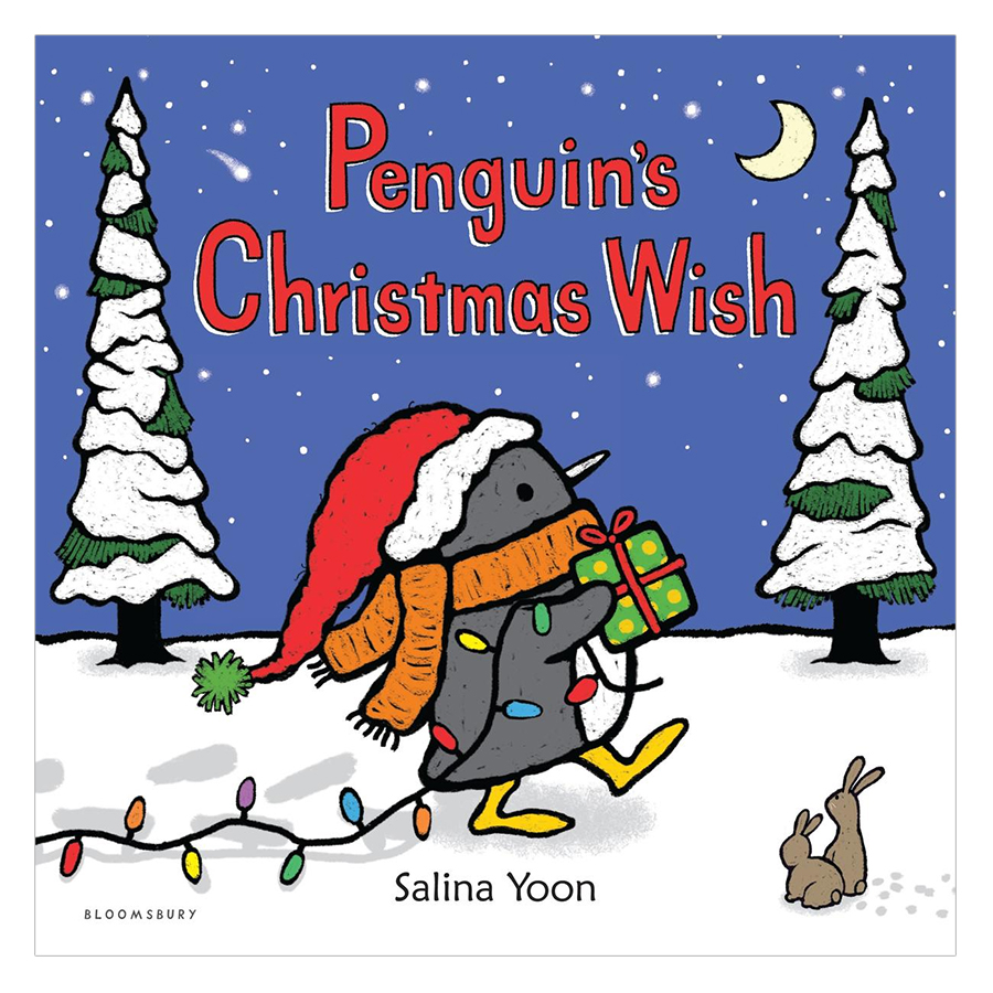 Penguin's Christmas Wish (Christmas books)