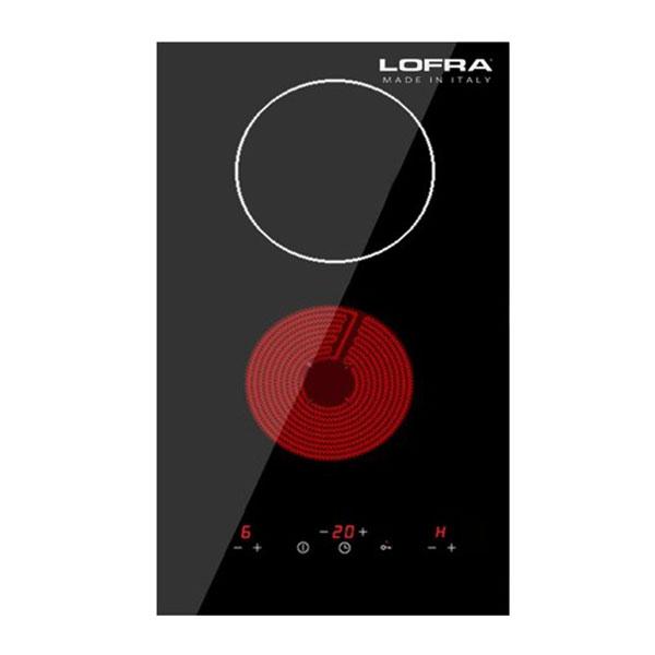 Bếp Âm Đôi Hồng Ngoại Lofra Venere 30 (52cm - 3000W) - Hàng Chính Hãng
