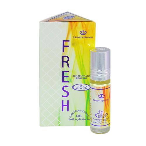 Tinh dầu nước hoa Fresh Al-Rehab (Unisex) (hàng chính hãng )