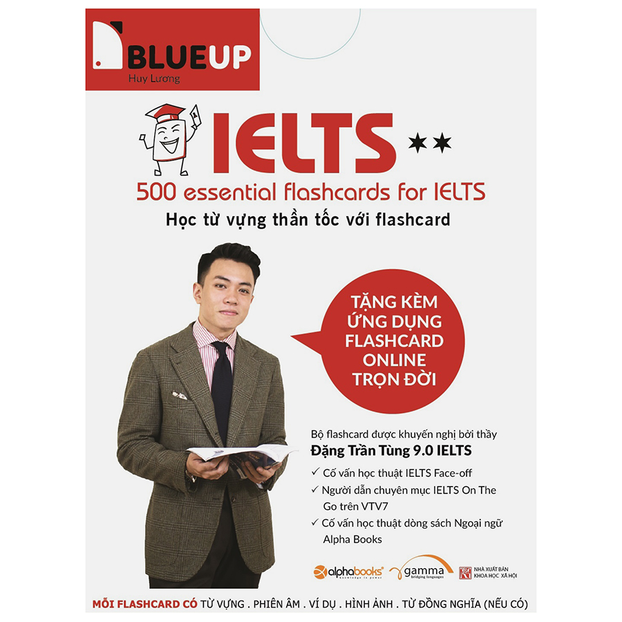 500 Essential Flashcards For Ielts Blue Up (Phần 2)
