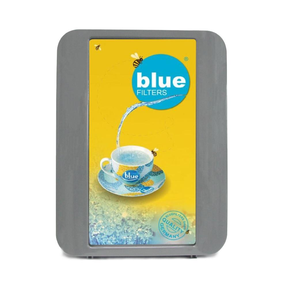 Máy lọc nước ION CANXI BlueFilters Aragonite H3 - Germany Quality, lọc nước uống, chống bám cặn và tăng cường hấp thụ canxi của Đức, dành cho gia đình - Hàng chính hãng