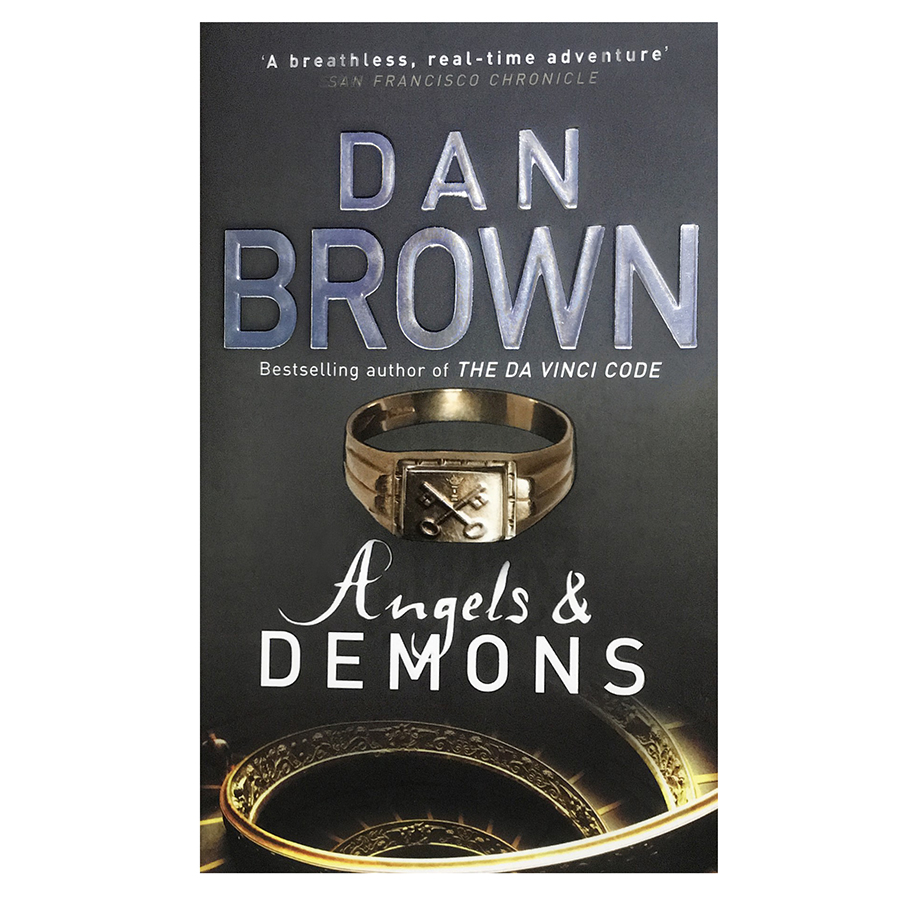 Angels And Demons - 6998429193103,62_9723213,194000,tiki.vn,Angels-And-Demons-62_9723213,Angels And Demons