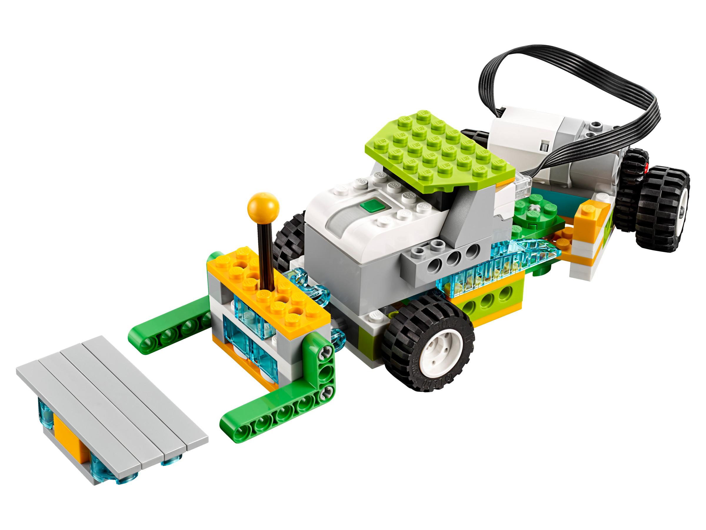 Bộ Lập Trình Robot Wedo MILO LEGO EDUCATION - 45300 (280 Chi Tiết)