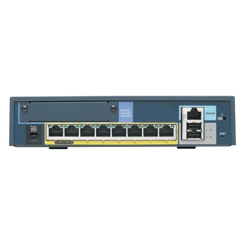 Thiết bị Tường lửa bảo mật Router CISCO ASA5505-BUN-K9 - Hàng Nhập Khẩu