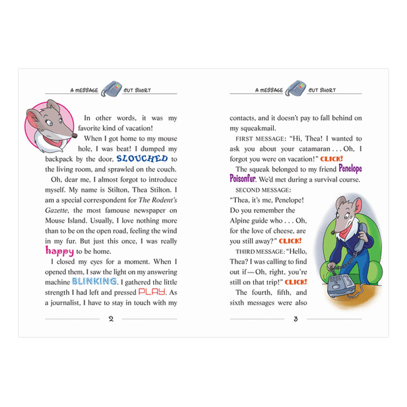 Thea Stilton Book 04: Thea Stilton And The Secret City