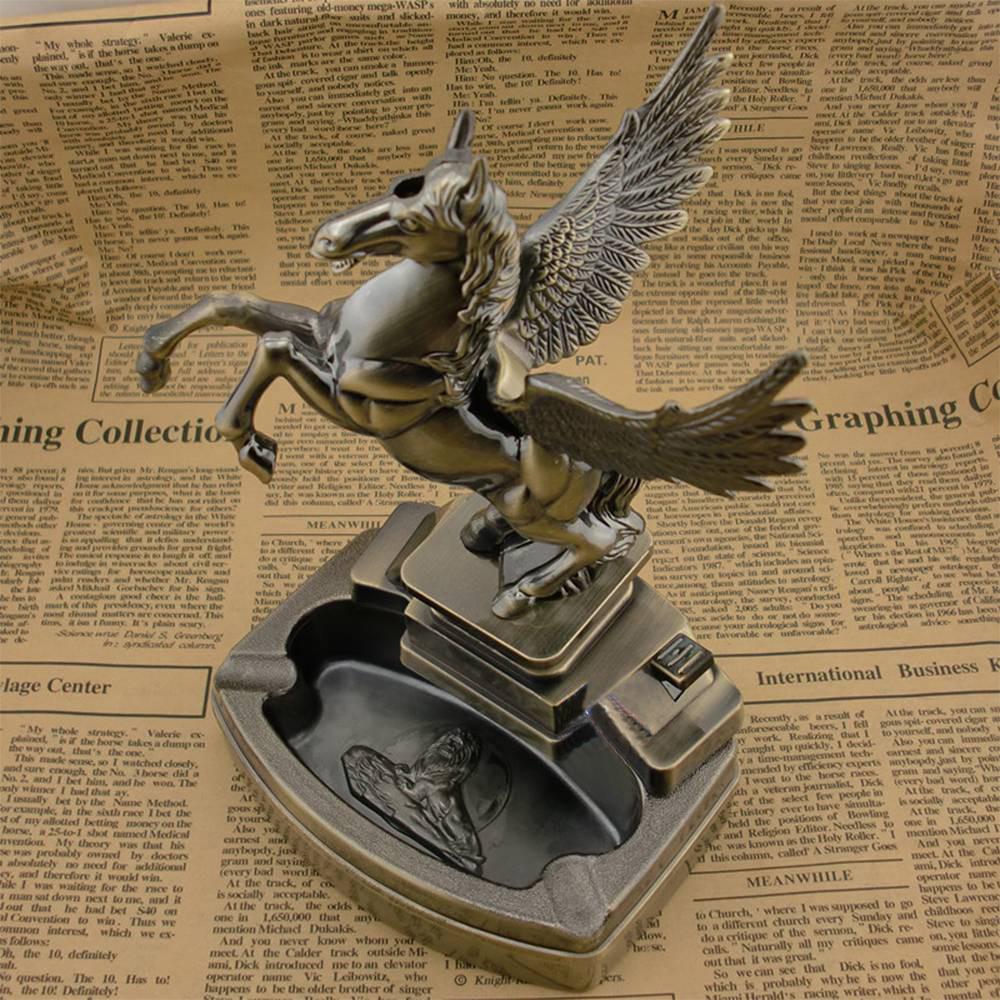 Bật Lửa Tượng Đài Ngựa Chiến Size Lớn