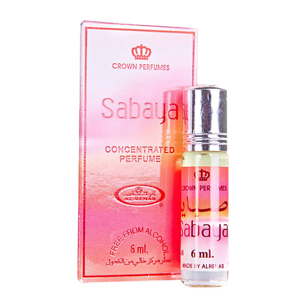 Tinh dầu nước hoa  NỮ_Sabaya Al-Rehab (hàng chính hãng )