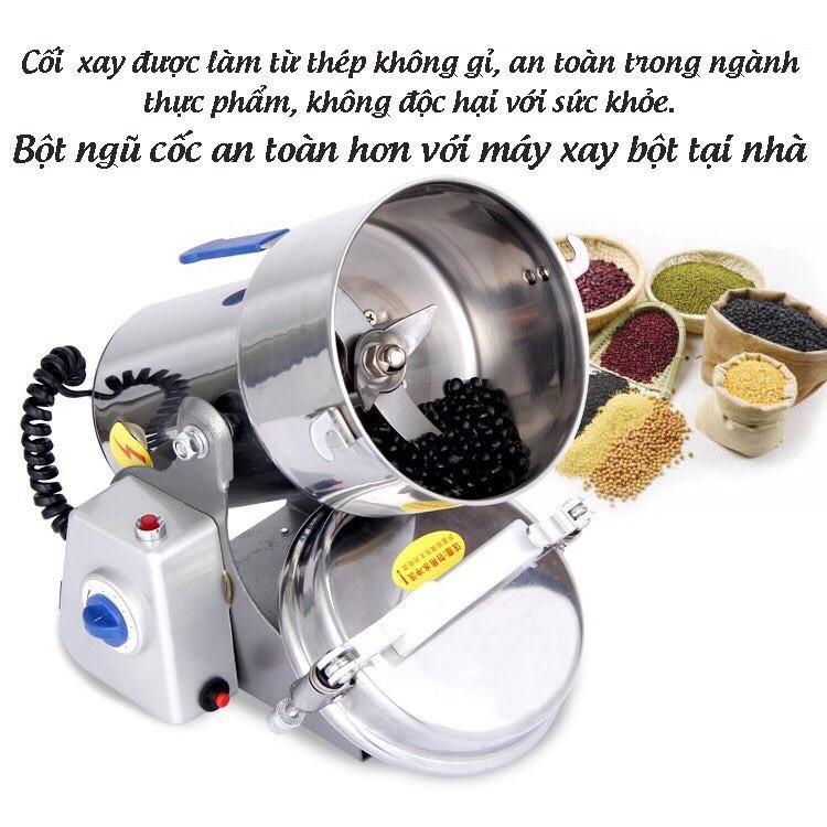 Máy Xay Bột Khô Đa Năng Z10, Máy Xay, máy Nghiền bột, xay thịt cá, hương liệu...