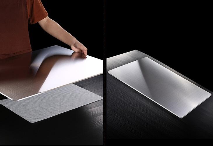 Thớt Nhào Bột Inox 304, 46x40cm, Dày: 1.5mm, 2100g