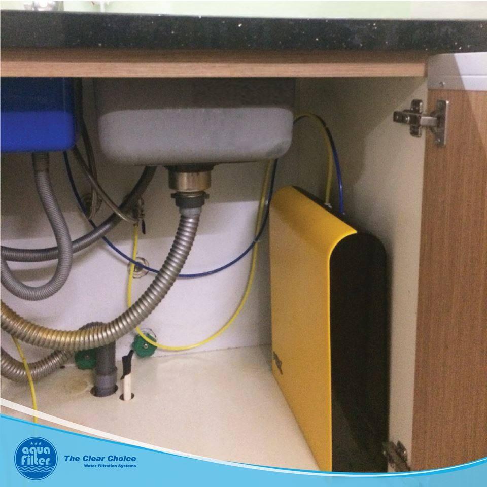 Máy Lọc Alkaline Aquafilter (Nước Ion Kiềm) EXCITO-CL - Hàng nhập khẩu