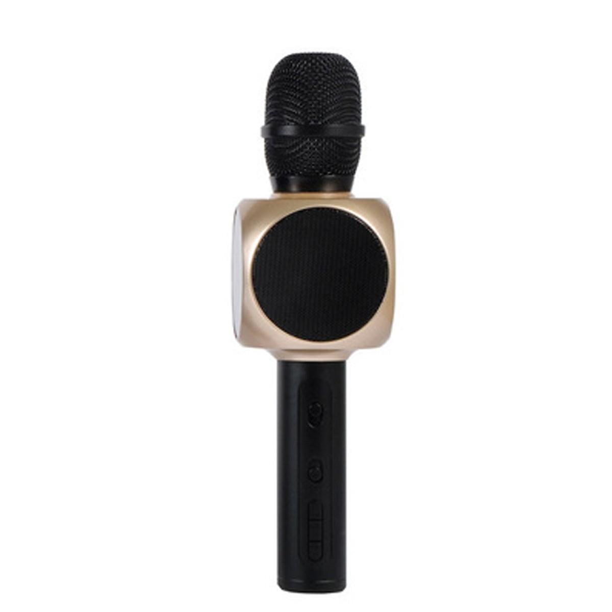 Mic Hát Karaoke Bluetooth Không Dây