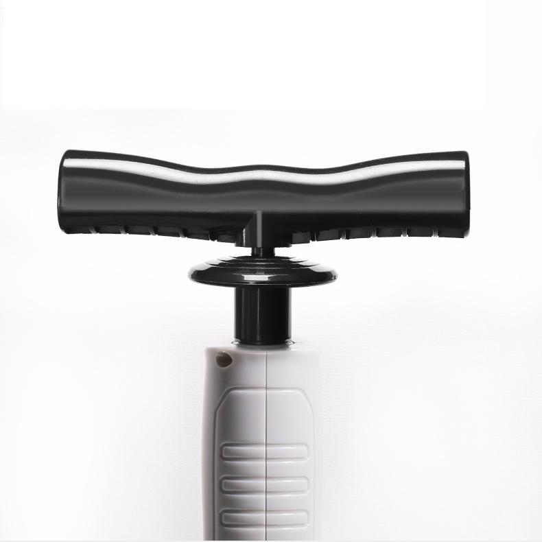 Súng thông tắc bồn cầu và Toilet(thế hệ mới, không cần dùng bơm rời ở ngoài)
