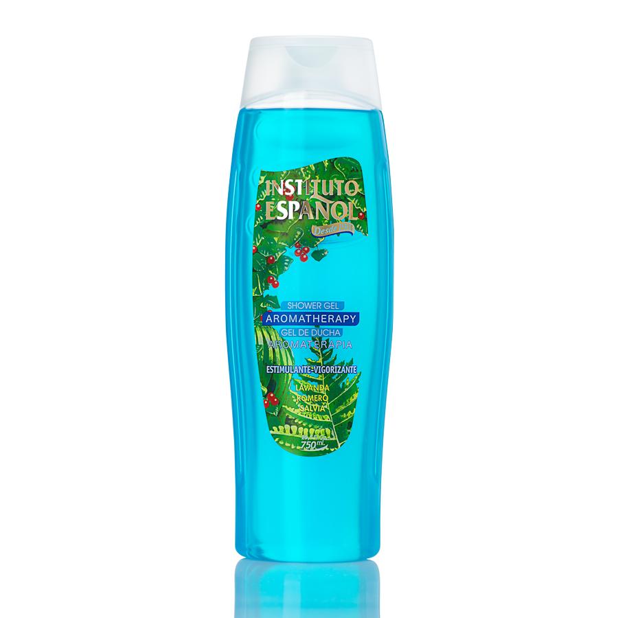 Sữa tắm liệu pháp hương thảo dược INSTITUTO ESPANOL Aroma Therapy Shower Gel 750ml