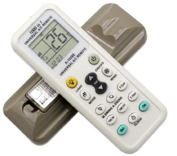 Remote điều khiển máy lạnh đa năng, điều khiển máy lạnh, remote máy lạnh, máy điều hòa, remote điều khiển cho tất cả các loại máy lạnh+ Tặng kèm pin