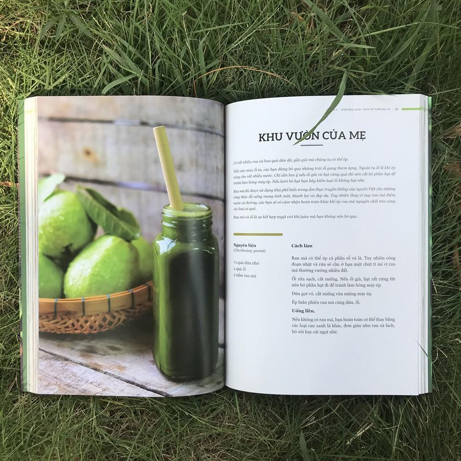 Sách - Chào Juice! - 40 công thức nước ép cho vẻ đẹp tươi mới, khỏe khoắn từ bên trong