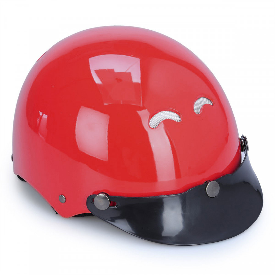 Mũ bảo hiểm trẻ em nửa đầu Protec Kitty KMW (Size M)