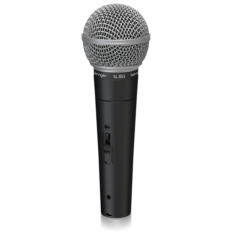 Micro karaoke dynamic Behringer SL 85S - Hàng Chính Hãng