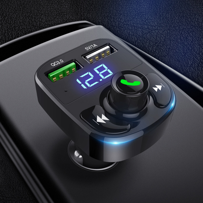 Tẩu Nghe Nhạc Bluetooth Huyndai HY82 - Chính Hãng