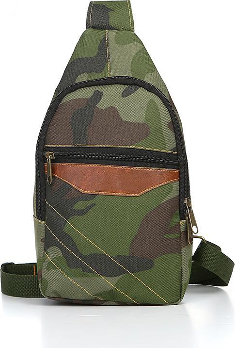 Túi đeo chéo vải thời trang S20 - RẰN RI