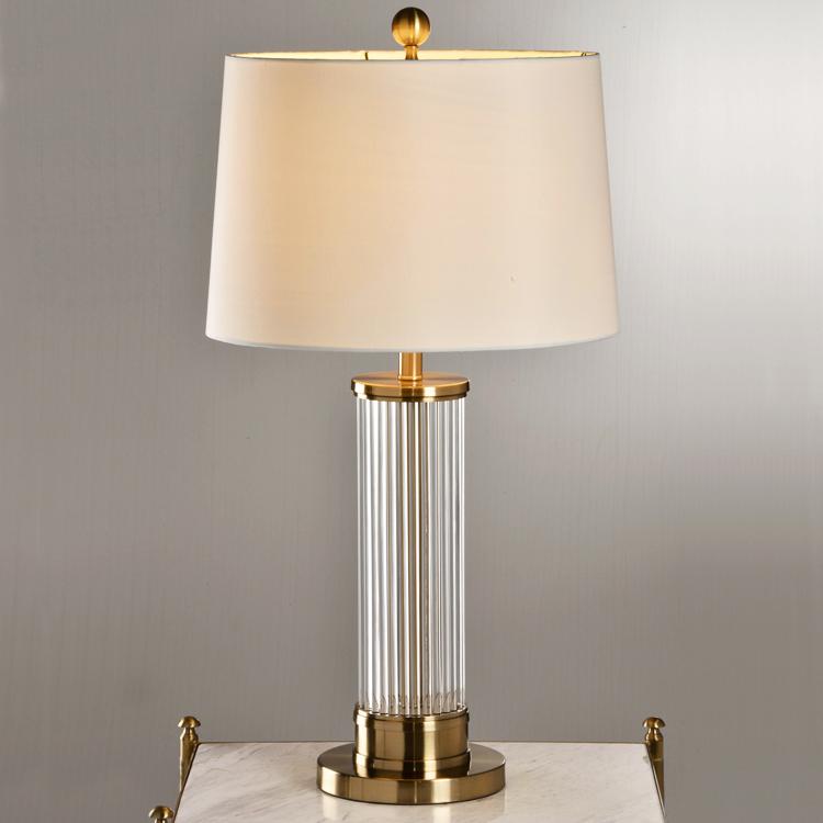 Đèn bàn phale chao vải cao cấp - sang trọng