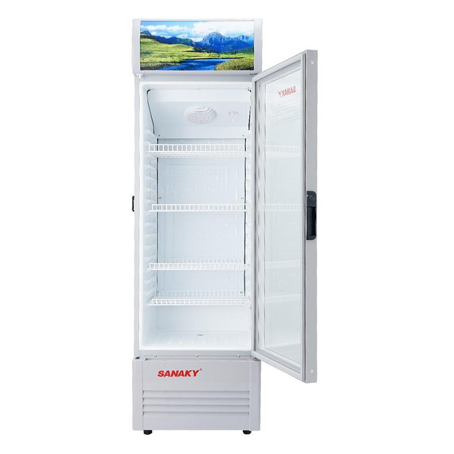 Tủ Mát Sanaky VH-308K3 (240L) - Hàng Chính Hãng