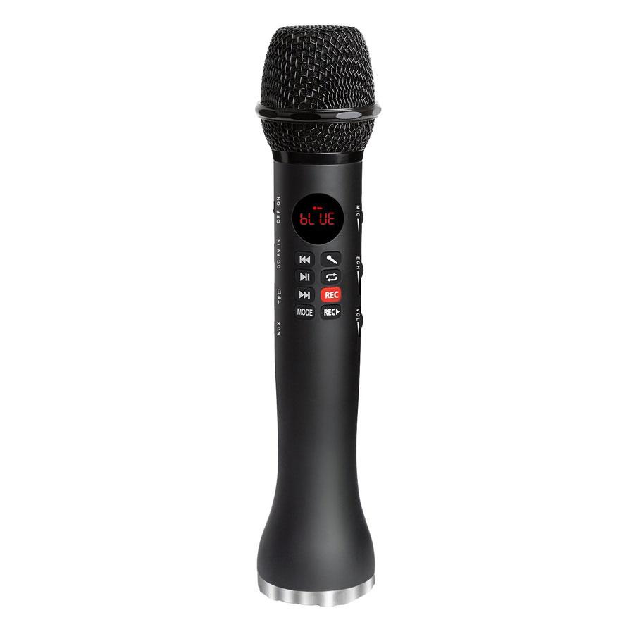 Microphone Karaoke Kèm Loa Có Ghi Âm Sotate L598 -  Hàng Nhập Khẩu