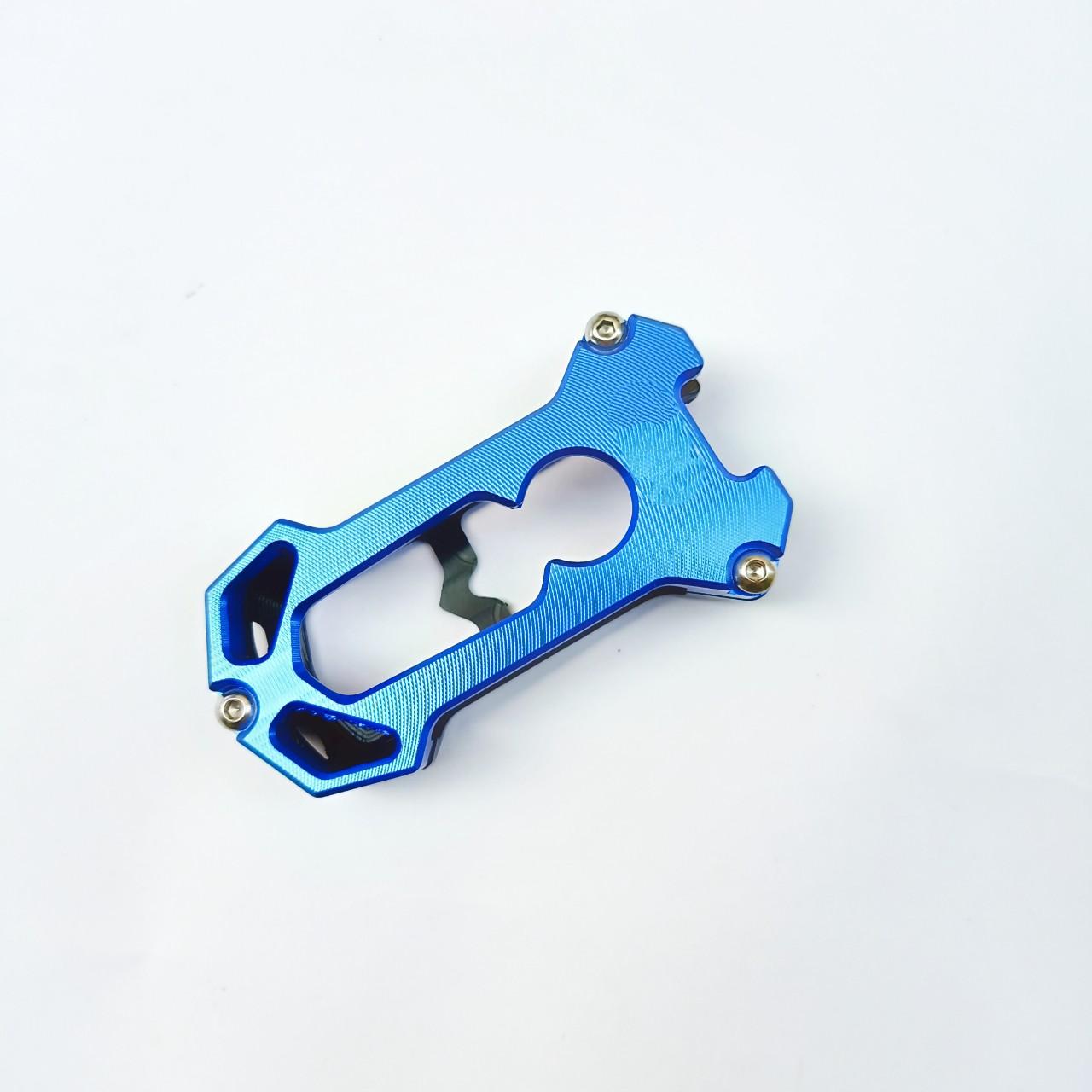 Bọc chìa khóa thông minh smartkey dành cho xe honda SH,PCX,SH MODE bọc CNC loại 3 nút (nhiều màu) giá 1 chiếc