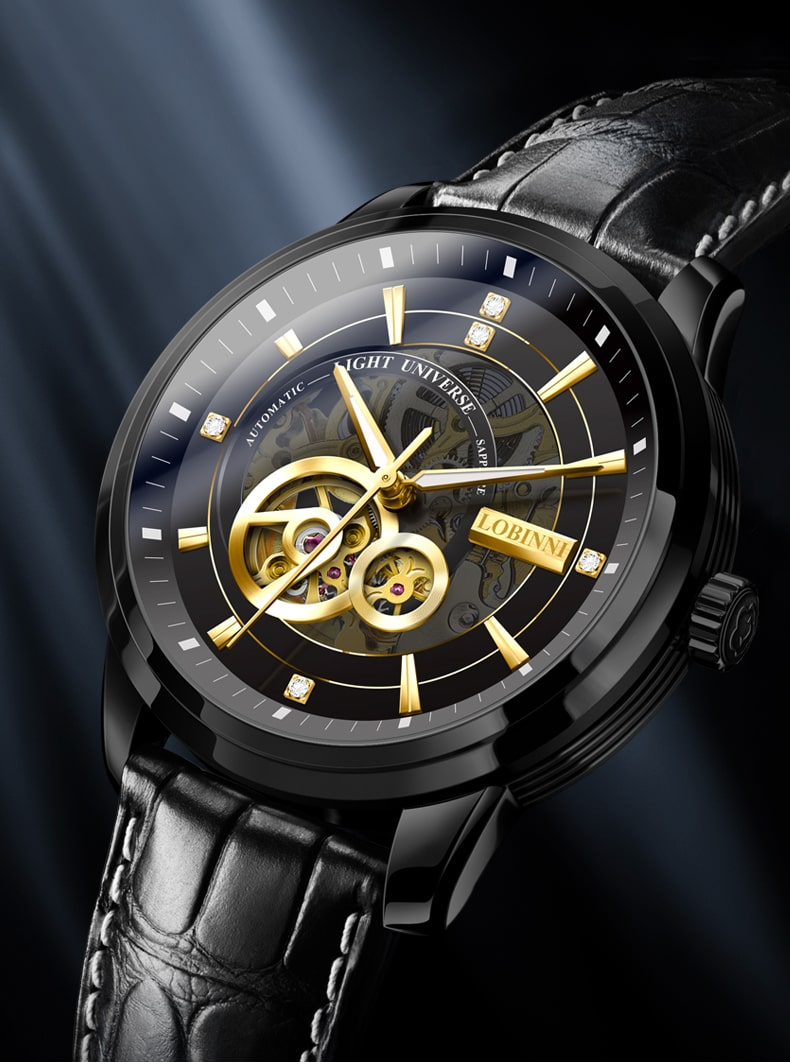 Đồng hồ nam chính hãng Lobinni No.5013-7