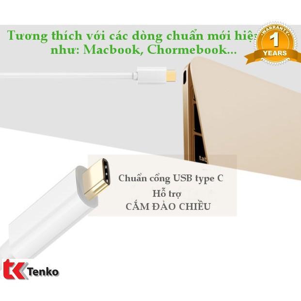 Cáp chuyển đổi USB Type-C to HDMI chính hãng Ugreen UG-40273 hỗ trợ 4k*2K cao cấp