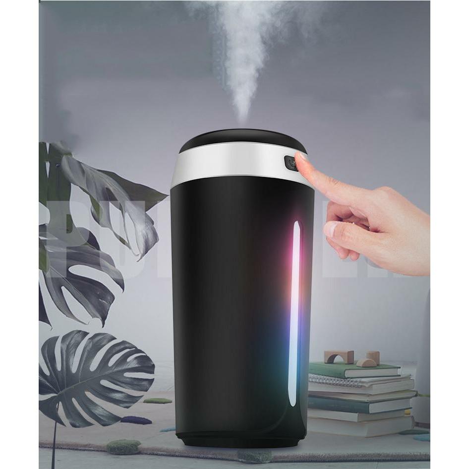 Máy phun sương tạo độ ẩm cho da thông minh cao cấp - CÓ ĐÈN,CHẾ ĐỘ TỰ ĐỘNG TẮT, TIẾT KIỆM ĐIỆN NĂNG (Tặng kèm 2 nút kẹp cao su giữ dây điện- giao màu ngẫu nhiên)