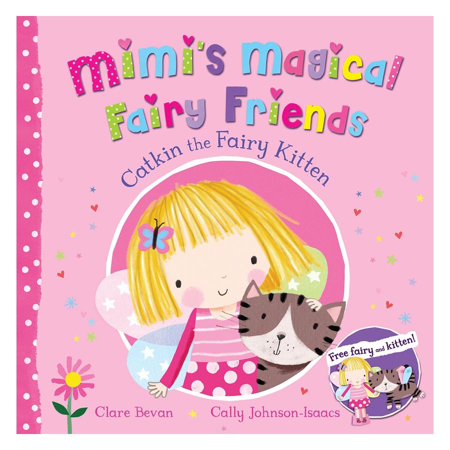 Catkin The Fairy Kitten
