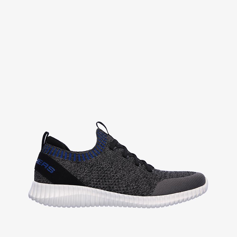 SKECHERS - Giày sneaker nam phối dây Elite Flex Karnell 232048