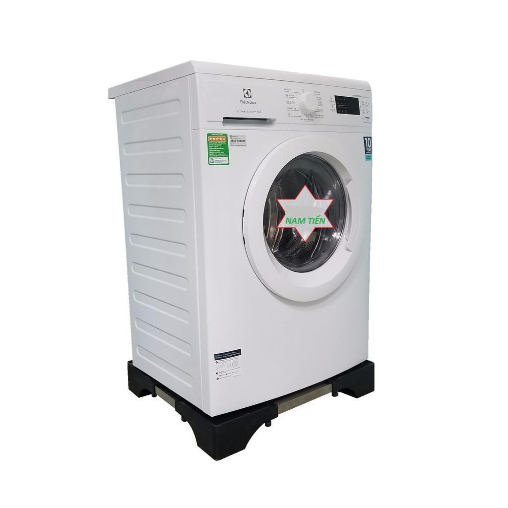 Chân kệ kê máy giặt, tủ lạnh- tặng kèm thước dây (nặng 4.5kg, siêu dày, chịu tải 400 kg)