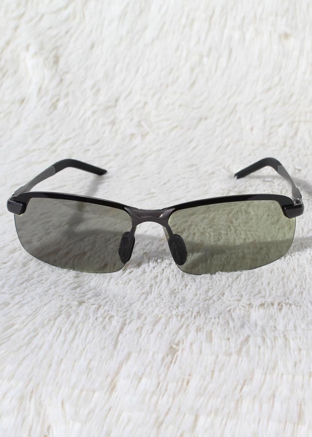 Kính đổi màu đi ngày và đêm cho nam nữ tròng polaroid chống UV chống  chói lóa bảo vệ mắt.