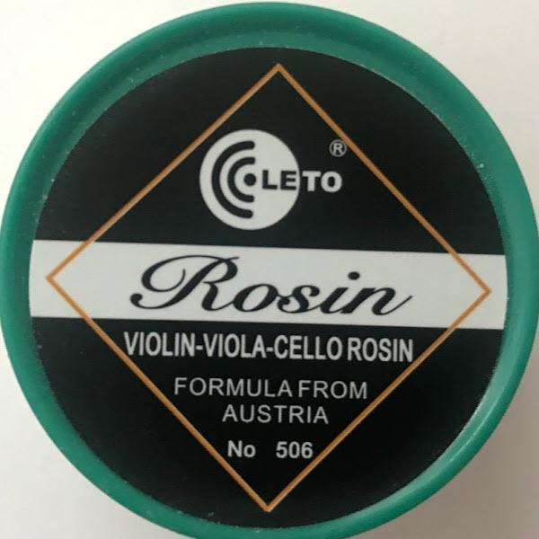 Violin-Viola Rosin