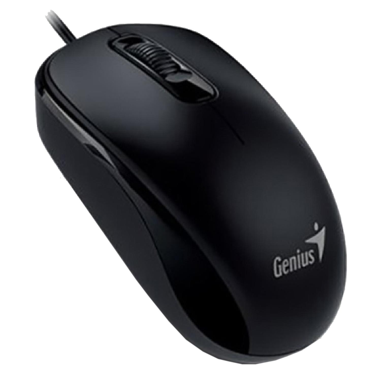 Chuột máy tính Genius DX120 USB - Hàng Chính Hãng