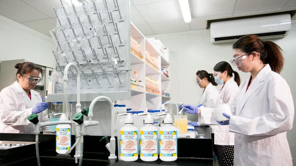 Gel Rửa Tay Khô Sát Khuẩn Cenota - Sạch vi khuẩn, ngừa vi rút 220ml