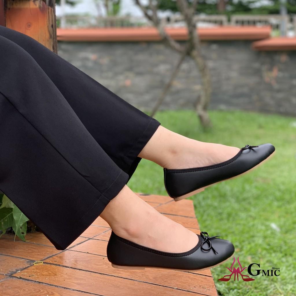 Giày Búp Bê Nữ Êm Chân GMIC   Giày Búp Bê  BB001