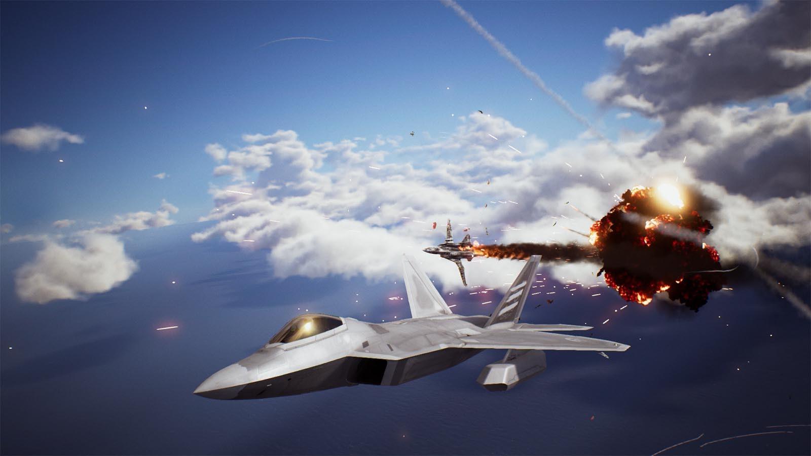 Ace Combat 7: Skies Unknown - Hàng Nhập Khẩu